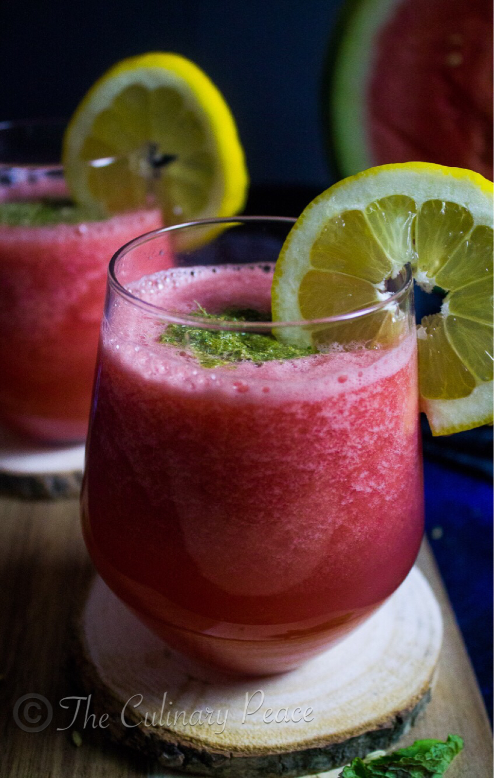 chatpata watermelon juice