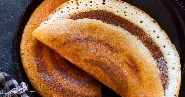 Mysore Dosa batter | Learn how to make crispy, brown, flavourful dosas